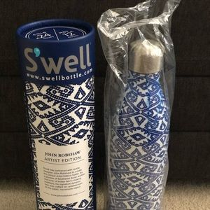 Swell John Robshaw Limited Edition Bottle